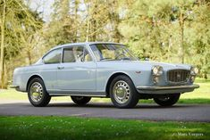 Lancia Flavia 1.8 PF coupe, 1965 - Welcome to ClassiCarGarage #maseraticlassiccars