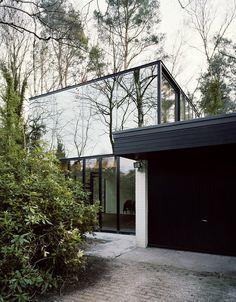 The home of Belgian designer Veronique Branquinho photographed by Felix Odell