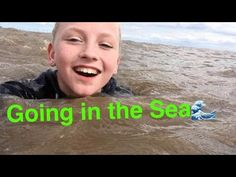 Go into the Sea (even if it's cold ❤️) My Mammy Challenges Me To Series . Challenge Me, Hope You, Cold, Sea, Ocean