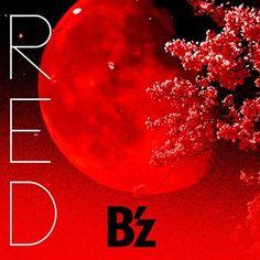 B'z「RED」ジャケット