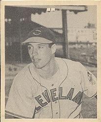 1948 Bowman #5c Bob Feller Front