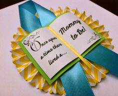 Storybook Themed Baby Shower Pin by JerriBlossoms on Etsy, $9.95