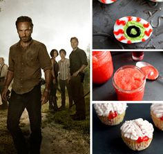 Zombie-inspired recipes for the return of The Walking Dead    Get the recipes: http://www.sheknows.com/food-and-recipes/articles/984231/zombie-inspired-recipes-for-the-walking-dead
