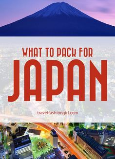 Need tips on what to wear somewhere else? For a full listing of all our destinations, please visit our packing list page!   For this edition of Locals Approved Packing Lists, La Carmina – a lover of Tokyo – has assisted in providing a reliable account of a locals view for a packing list for Japan when …