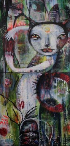 Wandering by Karen O\'Brien