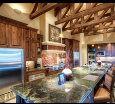 Amazing kitchen. New listing. Scottsdale custom home  www.arizonasrealty.com