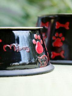 Cat Bowl Black