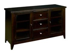 Shop for A A Laun Furniture Tribeca Entertainment Console, 2359-X-11, and other Living Room Entertainment Centers at Woodley's Furniture in Colorado Springs, Fort Collins, Longmont, Lakewood, Centennial, Northglenn. Whether in the city or the countryside, this entertainment console has that feeling of casual elegance that is at home in either setting.