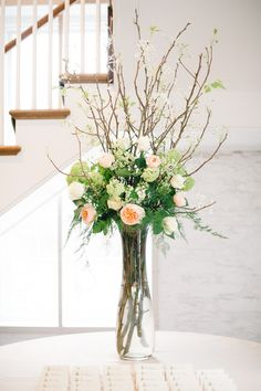 #branches  Photography: Brklyn View Photography - brklynview.com  Read More: http://stylemepretty.com/2013/05/31/bronx-wedding-from-brklyn-view-photography/