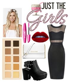 """""""Just the girls"""" by stoveyyy on Polyvore"""