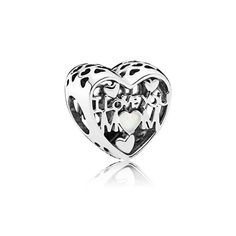 PANDORA Love For Mother Charm