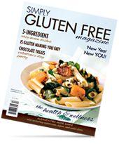 Gluten Free | Simply Gluten Free Magazine