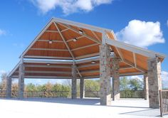 Custom Steel Shade Structure - Some projects require more… more imagination, more attention to detail, more skillful execution. Shade Structure, Steel Structure, Amphitheater Architecture, Modern Carport, Gazebo, Pergola, Outdoor Stage, Shed Storage, Pavilion