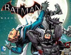 Weird Science: Batman: Arkham Knight #24 Review