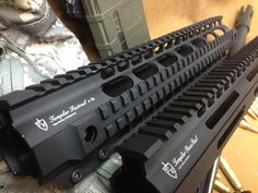 Templar Custom's Product | AR Weapon Systems | Handguards | Suppressors | Muzzle Brakes | Data Books  Including SPR in 6.5 Grendel.