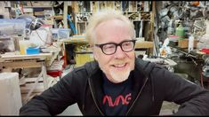 Ask Adam Savage: Most Notable Celebrity Visits at ILM
