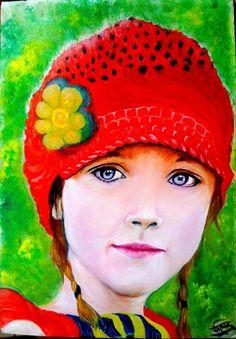 oil painting by rainNsunshine