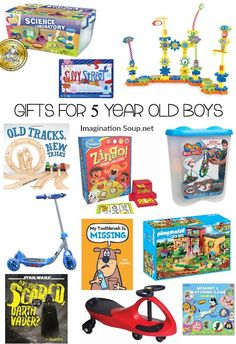 amazing gifts for 5 year old boys amazing gifts for 5 year old boys Birthday Gifts For Boys, Boy Birthday, Literacy Games, Fun Activities, Amazing Gifts, Amazing Toys, Cool Gifts For Kids, Anniversary Gifts For Him, Parent Gifts