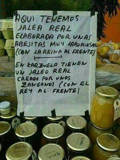 Jalea real vs jaleo real