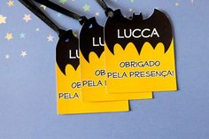Festa Pronta - Batman - Tuty - Arte & Mimos www.tuty.com.br                                                                                                                                                     Mais