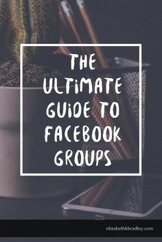 The ultimate guide to Facebook groups, in both blog post and audio format! With extra tips for bloggers, yoga teachers, brick and mortar businesses, and photographers too, as well as coaches.
