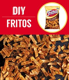 Homemade Baked Chili Cheese Fritos | 27 Classic Snacks You'll Never Have To Buy Again