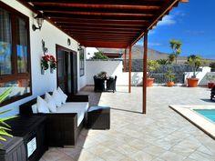 For Rent- 2 bedroom villa Casa Aguila, Playa Blanca, Lanzarote