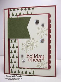 Cheerful Tags stamp set