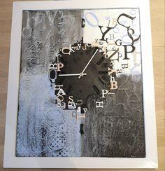 #mixedmedia #canvas A3-size