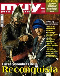 No te pierdas el último número de Muy Historia sobre la Reconquista, que estará en los kioscos durante septiembre y octubre de 2012.