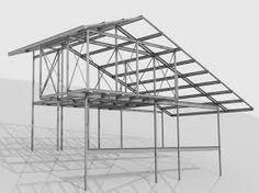 Resultado de imagen para estructuras metalicas para viviendas de dos plantas