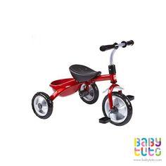 Triciclo infantil plegable, $39.990 (precio normal). Marca Infanti: http://bbt.to/1p6Ps1L