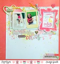 Paper Issues: Product Spotlight: Pink Paislee Take Me Away @orangegearle