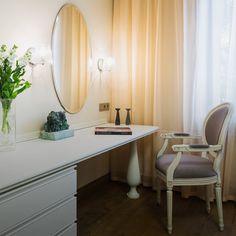 Квартира с декоративным камином для семьи сноворождённым — The Village