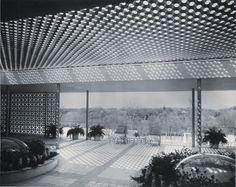 Bruno and Josephine Graf house, Park Lane, Dallas, Texas, 1955-88 Photography: Vincent Lasanti