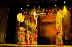 The Chinese Acrobats at Chaoyang Theater