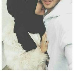 love, muslim, and hijab image Cute Muslim Couples, Cute Couples Goals, Romantic Couples, Mature Couples, Cute Couple Selfies, Cute Love Couple, Couple Picture Poses, Cute Couple Pictures, Couple Dps