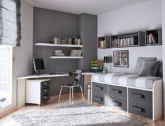 Teenage Boys Bedroom 2014 decoration idea design cool 6 150x150 Teenage Boy Cool Bedroom Decor For 2014
