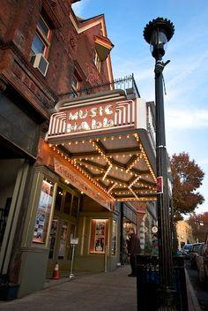 Tarrytown Music Hall  Tarrytown, NY