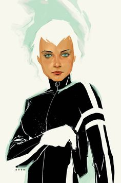 Trigger Girl 6 by Phil Noto