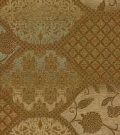 Richloom Multi-Purpose Decor Fabric 57\u0022-Pandora Capri,