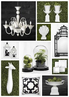 Get inspired for a clean look for your home this spring.