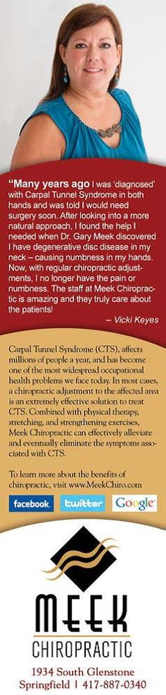 Chiropractic for Carpal Tunnel