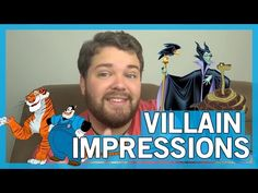 Disney Villains Audition as Heroes ft. Brian Hull | Thingamavlogs