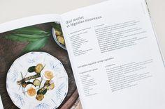 Recette végétarienne par August Lill dans Mint magazine