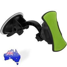 GLASS MOUNT UNIVERSAL CAR PHONE HOLDER for  IPHONE GALAXY MOBILE HTC WINDSCREEN