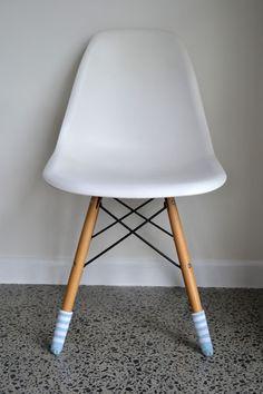 Chair socks from Daiso $3 Japan