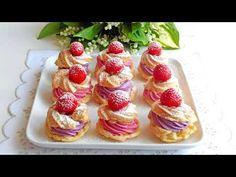 (102) Ovocné venčeky z odpaľovaného cesta (Fruit wreaths from the battered dough )/ LiViera dessert / - YouTube Dessert Recipes, Desserts, Cheesecake, Food, Youtube, Tailgate Desserts, Deserts, Cheesecakes, Essen