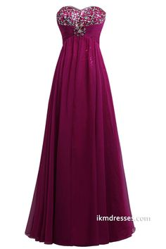 http://www.ikmdresses.com/Sequins-Prom-Dress-Sweetheart-Chiffon-Party-Dress-with-Crystal-p88400