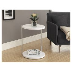 Monarch Specialties Inc. Lincoln End Table